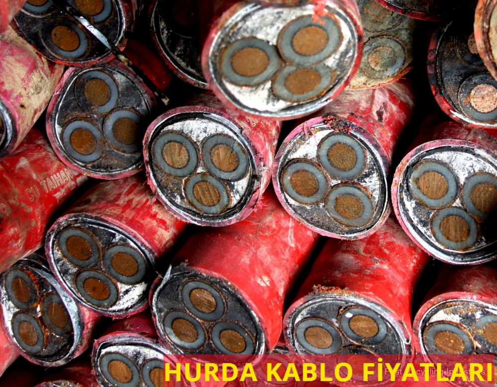 HURDA KABLO FİYATLARI